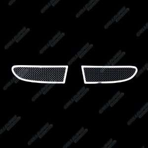 2011 2012 Dodge Journey Fog light Cover Black Mesh Grille