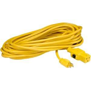 Alert Stamping CS25M 25 Ft. Outdoor Extension Cord