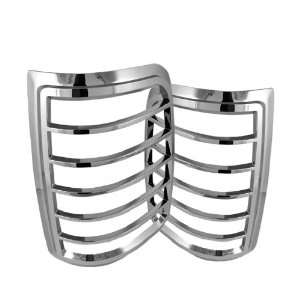 Spyder Auto Ford F150 ABS Tail Lights Bezel Chrome