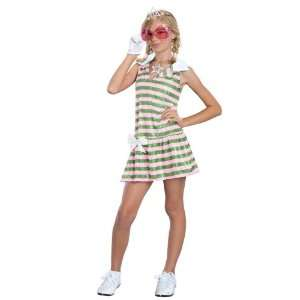Lets Party By Rubies Costumes High School Musical 2 Sharpay Golf Child