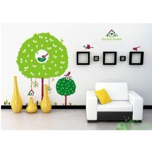 Reusable/removable Decoration Wall Sticker Decal  Sweet