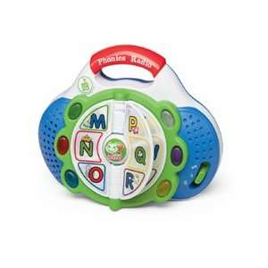 Leap Frog Phonics Radio  Toys & Games