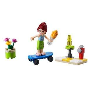 LEGO Friends Set #30101 Skateboarder Bagged Toys & Games