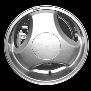 98 SAAB 900 ALLOY WHEEL RIM 16 INCH, Diameter 16, Width 6.5 (3 SPOKE