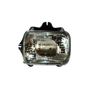TYC 22 1014 Toyota 4 Runner Driver Side Headlight Assembly Automotive