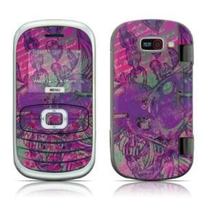 Tortured Heart Design Protective Skin Decal Sticker for LG