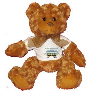 And On The 8th Day God Created PAROLE OFFICERS Plush Teddy