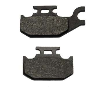 2008 Suzuki LT A 450 King Quad 4x4 Kevlar Carbon Front Left Brake Pads