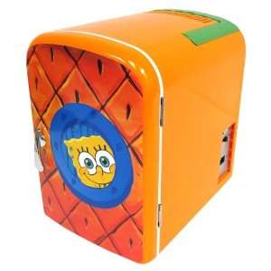 SpongeBob Squarepants Personal Mini Fridge Refrigerator Appliances