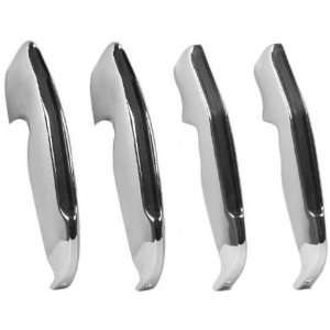 New Chevy Chevelle Front/Rear Bumper Guards   4pc Set 67