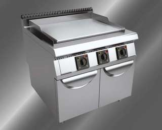 NEW Commercial Electric Griddle / Hotplate / Cabinet