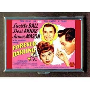 LUCILLE BALL DESI ARNAZ RETRO ID CIGARETTE CASE WALLET