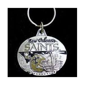 NFL Design Key Ring   New Orleans Saints