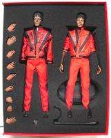 Hot Toys MICHAEL JACKSON Thriller Version 1/6 Scale Figure 2009 MIB